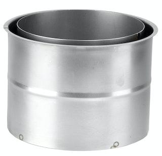 JUSTUS Doppelwandfutter, Ø150 mm