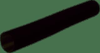 JUSTUS Alu-Flexrohr Gussgrau 60 - 150 cm, 100Ø