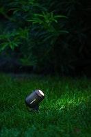 Lightpro Gartenstrahler Juno 4 Strahler Alu 372 lm