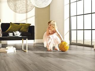 Decolife Nature Designboden PVC frei Ash Oak Landhausdiele