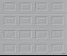 Hörmann Garagentor Sektionaltor LPU42 S-Kassette Woodgrain weißaluminium