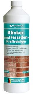 Hotrega Klinker- und Fassaden-Kraftreiniger 1 Liter Flasche (Konzentrat)