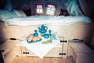 Lieblingsplatz Ausstattungspaket Bed & Breakfast für Lieblingsplatz