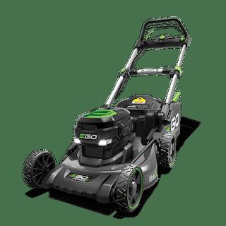 EGO Power Akku-Rasenmäher LM2021E-SP inkl. Akku BA2800T + Ladegerät CH5500E