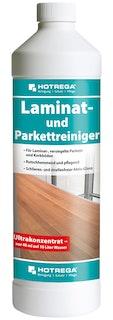 Hotrega Laminat- und Parkett-Reiniger 1 Liter Flasche (Konzentrat)