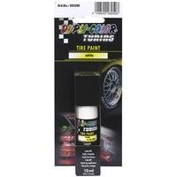 Auto Tuning Tire Paint Lackstift white 12ml