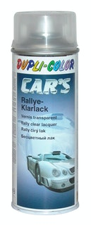 Cars Rallye-Klarlack