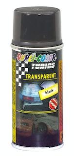 Transparent-Spray Auto Tuning