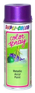 Color-Spray Metallic Deko