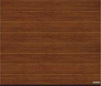 Hörmann Garagentor Sektionaltor LPU42 M-Sicke Decograin Holzdekor Dark Oak