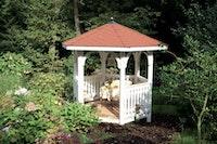 Skan Holz Pavillon Nancy