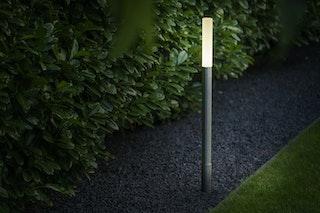 Lightpro Gartenleuchte Nodin Standleuchte H 1020 mm