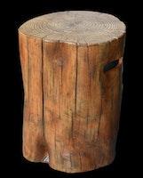 Gardenforma Abdeckung für Gasflaschen, Baumstamm-Optik Eco-Stone, für 11 kg Gasbehälter