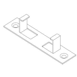 OSMO Zubehör MULTI-DECK Befestigungsklammer für 28x50 mm Unterkonstruktion
