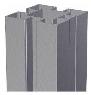 OSMO Aluminiumpfosten Typ C