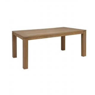 apple bee Esstisch 170 x 100 cm OXFORD Teak Natural