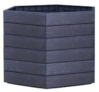 Graf ERGO-Hochbeet XL 75 Wood, inkl. FLORA