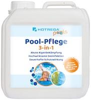 Hotrega Pool-Pflege 3 in 1