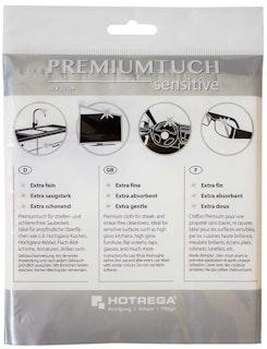Hotrega Premium-Tuch sensitive 30x30 cm, verpackt
