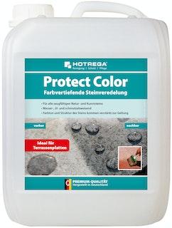 Hotrega Protect Color Farbvertiefende Steinveredelung 5 Liter Kanister