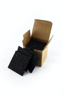 Karibu Anti Rutsch Matten / Feuchtigkeitspads 20 Stück