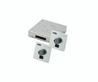 Infraworld Steuerung Easy Control 2 – Sauna (2 Regler, 2 Strahler anschließbar)