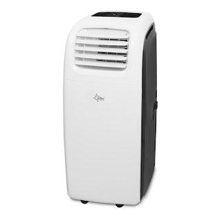 Suntec Klimagerät Transform 9.000 Eco Multifunktionsgerät: Kühlen, Heizen, Entfeuchten, Luftfiltern, Außeneinsatz (IP 24)