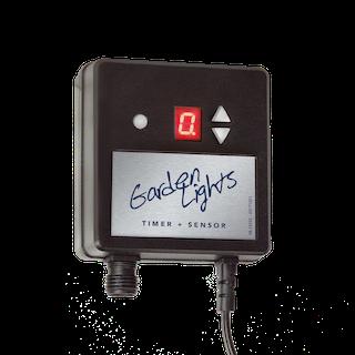 Garden Lights 12V Dunkel-Licht Sensor mit Timer, 150W Max.