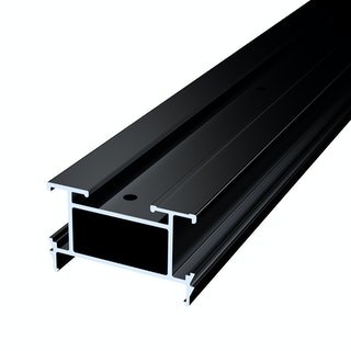 UPM ProFi Design Deck 150 Click System-Aluminiumschiene