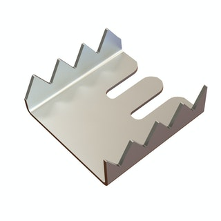 UPM ProFi Design Deck 150 Click System-Direktfixierung