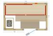 Infraworld Flächenheizung Set für Vitalis 184 Complete