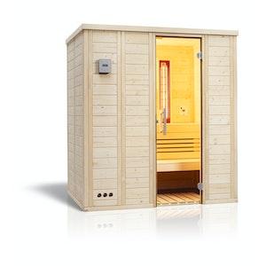 Sauna 230 Volt Plug&Play günstig   Gartenshop24   Mein ...