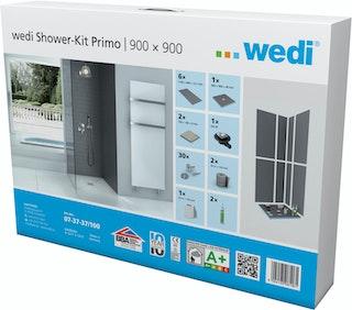 WEDI Fundo Primo Shower Kit, versch. Größen
