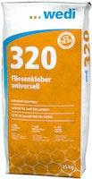 Wedi 320 Fliesenkleber Flexibel, 25 kg