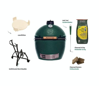 Big Green Egg XLarge Holzkohlegrill (Starter-Set)