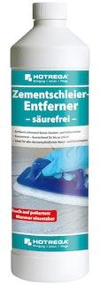 Hotrega Zementschleier-Entferner säurefrei 1 Liter Flasche (Konzentrat)