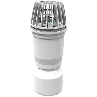 ACO Therm® Entwässerungsanschluss für Lichtschacht und Lüftungsschacht