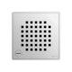 ACO E-point Design-Rost Quadrato verriegelbar