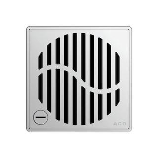 ACO E-point Design-Rost Wave verriegelbar
