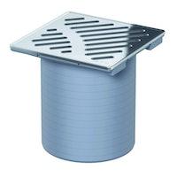 ACO Easyflow Aufsatzstück Standard inkl. Schlitzrost