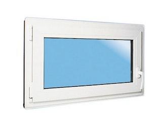ACO Nebenraum-Fenster mit Dreh-/ und Kippfenster 80x60 cm inkl. Griffoliven