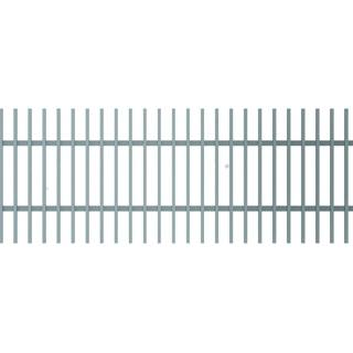 ACO Self® Querstabrost Edelstahl für Profiline Holzterrassenrinne