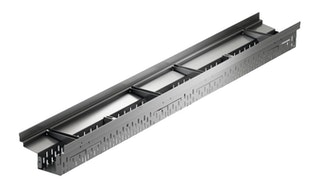 ACO Profiline Keilrinne Rinnenelement Stahl verzinkt
