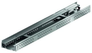 ACO Profiline Fassadenrinne, höhenverstellbar, Baubreite 250 mm