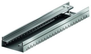 ACO Profiline Ausgleichselement Ende, Baubreite 250 mm