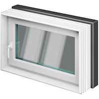 ACO Therm 3.0 Sanierungsfenster HWD-S plus - Tiefe 30 cm