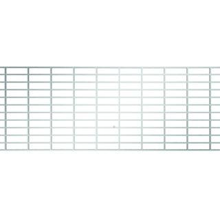 ACO Self® Maschenrost 30/10 Stahl verzinkt für Profiline Holzterrassenrinne