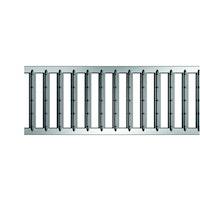 ACO Self® Stegrost Stahl verzinkt