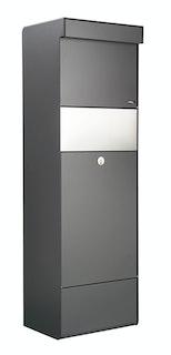 ALLUX Grundform Design Paket-Briefkasten 1100x345x280 mm