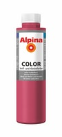 "Alpina Color Abtönfarbe ""Shocking Pink"""